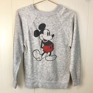Vintage 1980's Mickey Mouse Sweatshirt